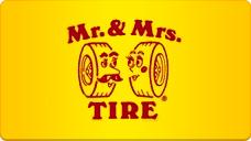 Mr. & Mrs. Tire